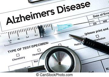 концепция, diseases, alzheimers, болезнь, головной мозг, паркинсон, degenerative