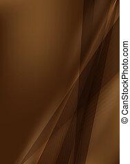 коричневый, абстрактные, задний план