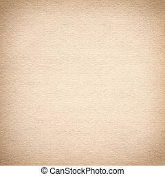 коричневый, бумага, старый, задний план
