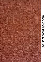 коричневый, грубый, задний план, текстиль