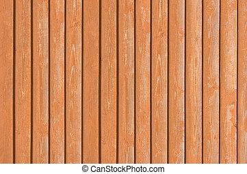 коричневый, старый, красновато, забор, деревянный, легкий, терракотовый, натуральный, перекрытие, дерево, доска, задний план, шаблон, закрыть, planks, closeboard, текстура