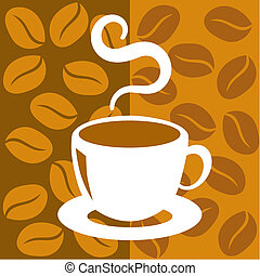 кофе, время