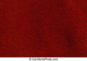 красный, кожа