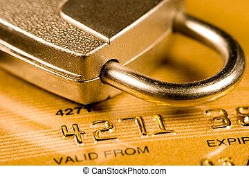 кредит, безопасность, карта