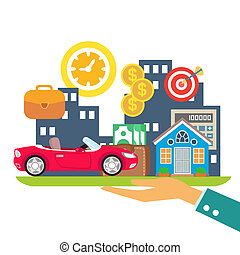 кредит, leasing, ипотека