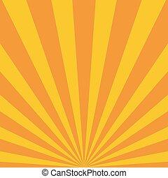 легкий, абстрактные, rays, задний план