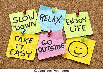 легко, это, расслабиться, помедленнее, взять