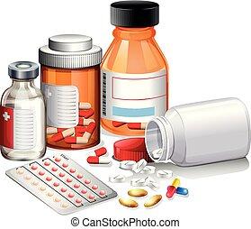 лекарственное средство, задавать, рецепт