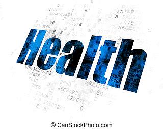 лекарственное средство, здоровье, concept:, задний план, цифровой
