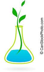 лекарственное средство, логотип, зеленый