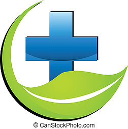 лекарственное средство, логотип, символ, природа