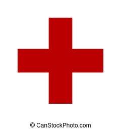 лекарственное средство, символ, пересекать