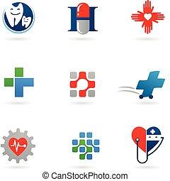 лекарственное средство, health-care, icons