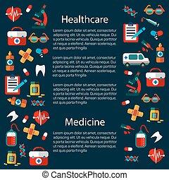 лекарственное средство, infographic, шаблон, healthcare