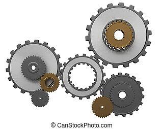 лобовой, посмотреть, состав, gears