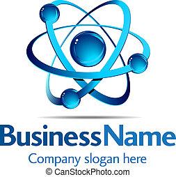 логотип, динамический
