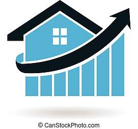 логотип, цена, шип, дом