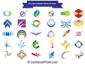 логотип, 30, samples