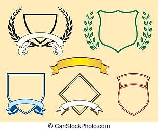 логотип, banners, elements