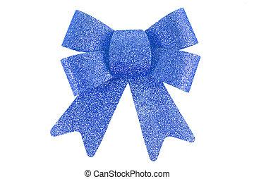 лук, задний план, isolated, белый, синий