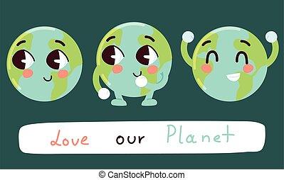 люблю, милый, планета, наш