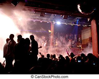 люди, вечеринка, ibiza