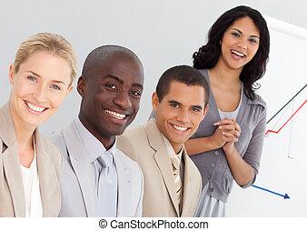 люди, группа, бизнес, молодой