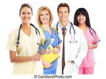 люди, медицинская