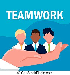 люди, рука, бизнес, командная работа