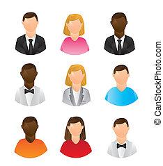 люди, icons