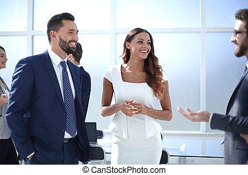 люди, office., бизнес, современное, группа