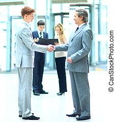 люди, shaking, бизнес, руки