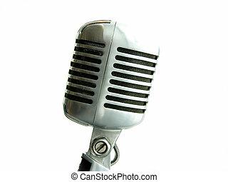 марочный, микрофон