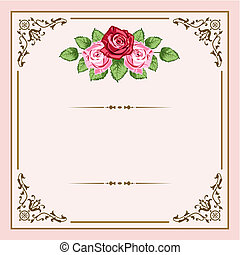 марочный, roses