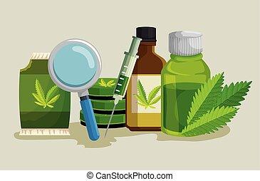 масло, bottles, конопля, шприц, мешок, seeds, лекарственное средство