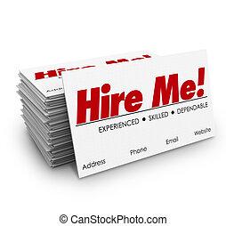 меня, продавать, наем, бизнес, продолжить, сам, cards, работа, интервью, подать заявление