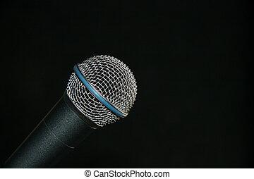 микрофон, isolated