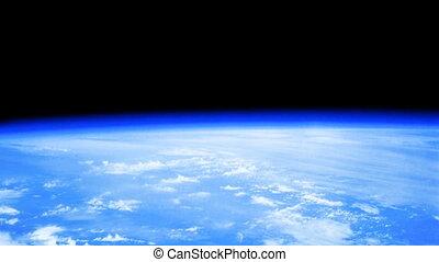 мир, земной шар, атмосфера