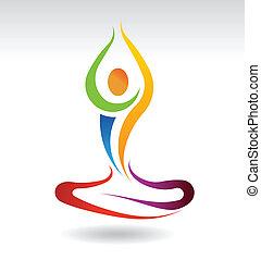 мир, йога, умственный