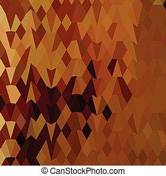 многоугольник, leaves, осень, низкий, задний план, абстрактные