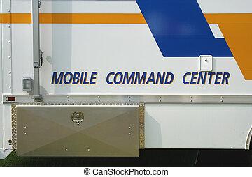 мобильный, команда, центр
