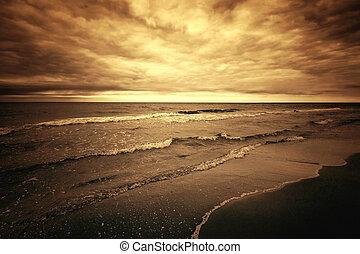 море, ocean.