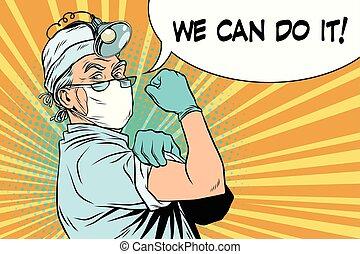 мы, профессия, это, можно, врач