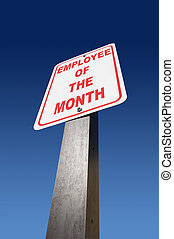наемный рабочий, месяц