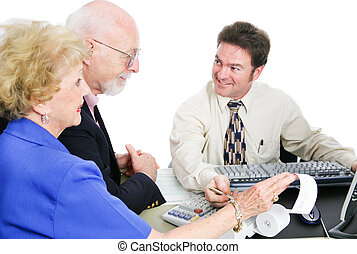 налог, бухгалтер, время