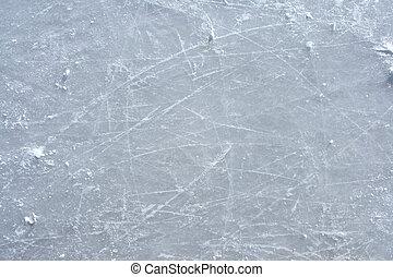 на открытом воздухе, лед, кататься на коньках, поверхность, каток, метки