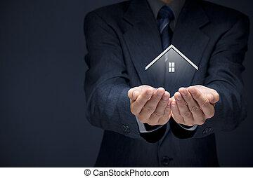 недвижимость, агент