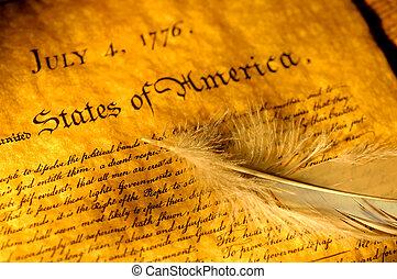 независимость, декларация
