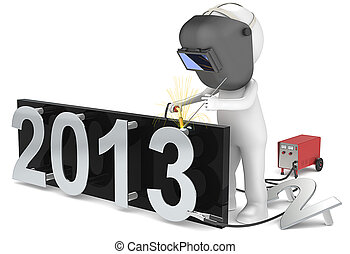 новый, 2013., год