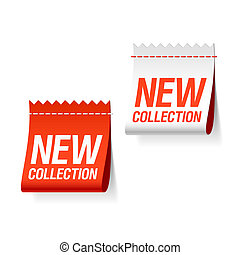 новый, labels, коллекция